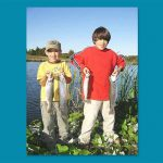Ontario Fishing at Wilmer Ponds ~ Album One