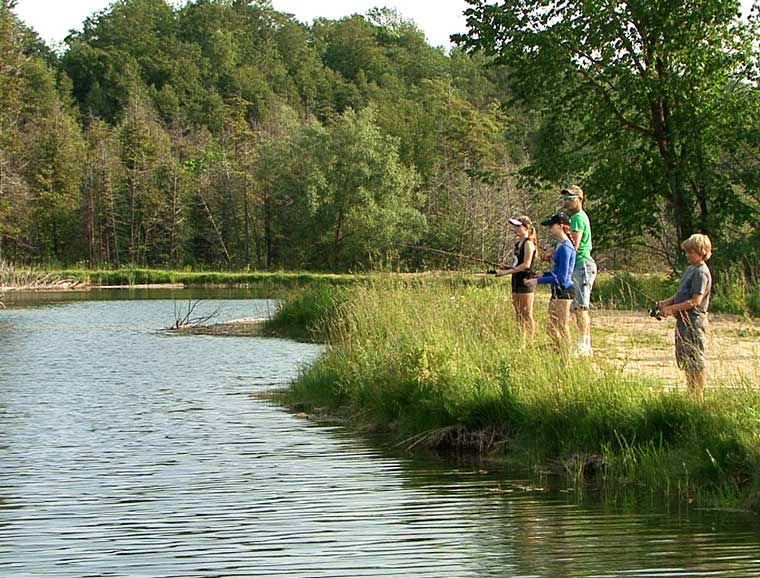 Ontario Fishing Ponds image 2