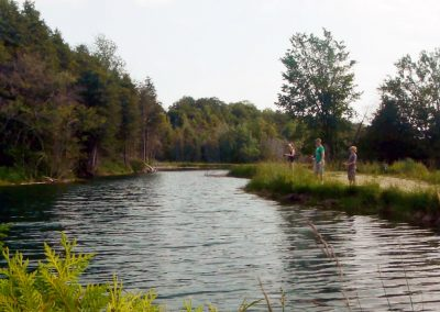 Ontario Fishing - Wilmer Ponds
